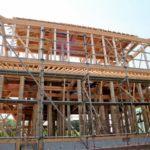 木造軸組工法の現場の流れ
